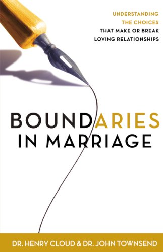 Boundaries in Relationship - boundaries in marriage