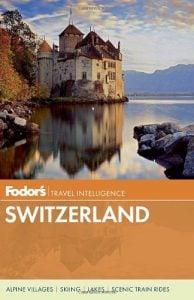 Fodor's Switzerland (Complete-color Travel Guidebook) - fodors switzerland full color travel guide 194x300