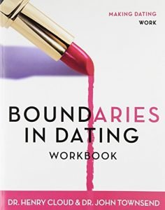 Boundaries in Dating Workbook - boundaries in dating workbook 236x300