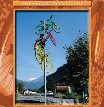 Cycle Touring in Switzerland: Nine tours on Switzerland's national cyc... - cycle touring in switzerland nine tours on switzerlands national cyc 343x350