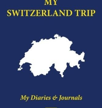 My Switzerland Trip: Blank Travel Notebook Pocket Size (4x6), 110 Rule... - my switzerland trip blank travel notebook pocket size 4x6 110 rule 333x350