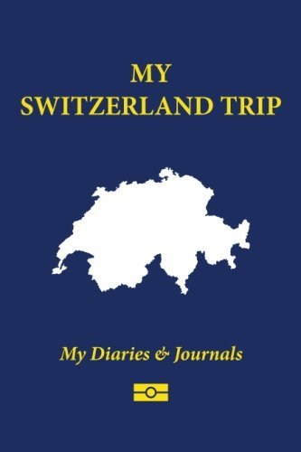 My Switzerland Trip: Blank Travel Notebook Pocket Size (4x6), 110 Rule... - my switzerland trip blank travel notebook pocket size 4x6 110 rule