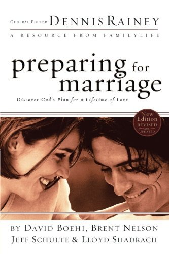 Preparing for Marriage - preparing for marriage