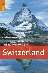 The Tough Information to Switzerland - the rough guide to switzerland 196x300
