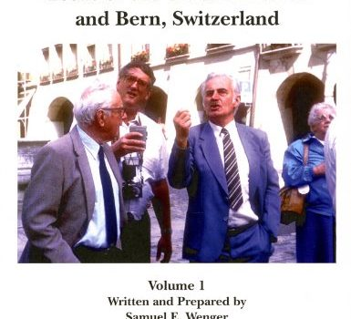 Anabaptist and Reformed Walking Tours of the Cities of Zurich and Bern... - anabaptist and reformed walking tours of the cities of zurich and bern 385x350