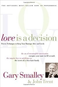 Love Is a choice - love is a decision 200x300