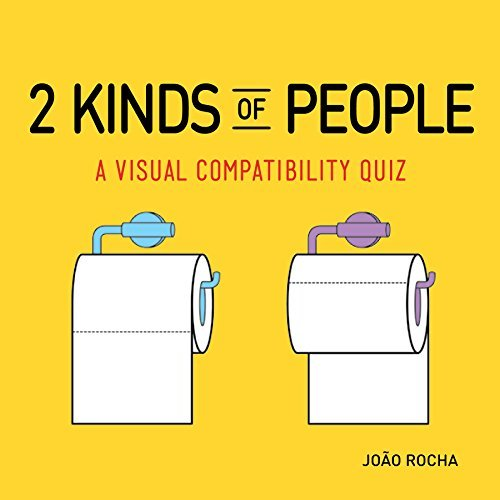 2 types of individuals: a compatibility that is visual - 2 kinds of people a visual compatibility quiz