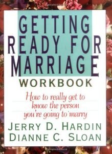 Preparing for Marriage Workbook : how exactly to actually get acquainted with the Pe... - getting ready for marriage workbook how to really get to know the pe 219x300