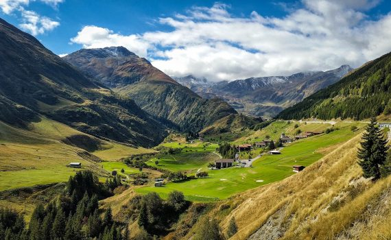 Main Tourist Attractions of Switzerland
