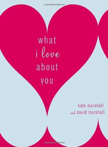 """The things I Love about you</i> offers a fresh way to say """"I love you.""""<br><br></b>This about you - what i love about you"""
