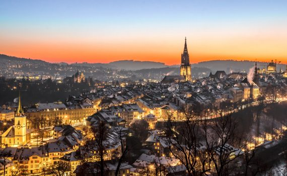 Where Would Be the Best Places to Visit in Bern, Switzerland?