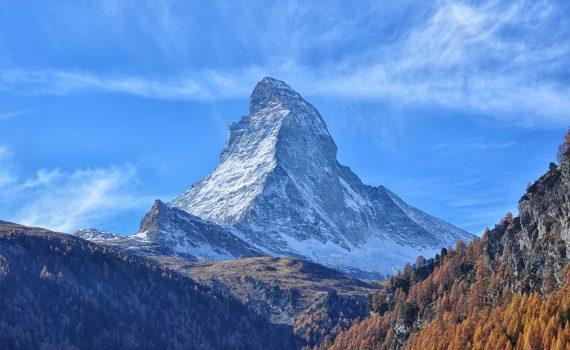 Zermatt And the Oberrothorn - Switzerland's Most astounding Trekking Peak