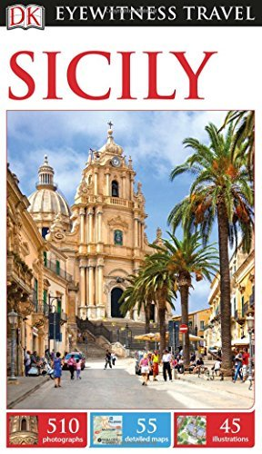 DK Eyewitness Travel Guide Sicily - dk eyewitness travel guide sicily