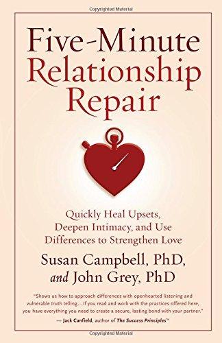 Five-Minute Relationship fix: Quickly Heal Upsets, Deepen Intimacy,... - five minute relationship repair quickly heal upsets deepen intimacy