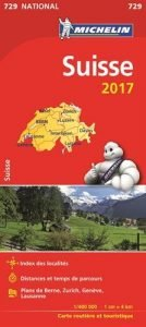 Carte Nationale 729 Suisse 2017 [ National Map Switzerland ] (French E... - carte nationale 729 suisse 2017 national map switzerland french e 134x300