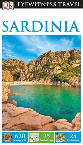 DK Eyewitness Travel Guide Sardinia - dk eyewitness travel guide sardinia