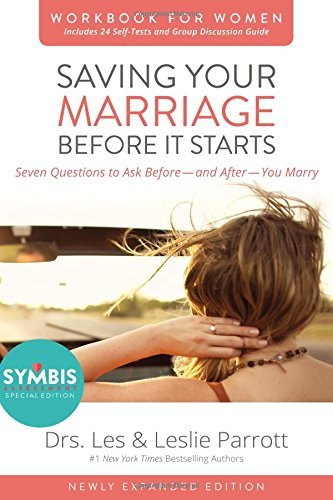 Saving Your wedding before it starts Workbook for Women</em> will help you uncover and understand the unique shaping factors you bring into your marriage both as a woman/man and as an individual before it starts Workbook for Women Updated: Seve... - saving your marriage before it starts workbook for women updated seve