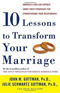 Ten classes to Transform Your wedding: America's enjoy Lab Experts Sha... - ten lessons to transform your marriage americas love lab experts sha 194x300