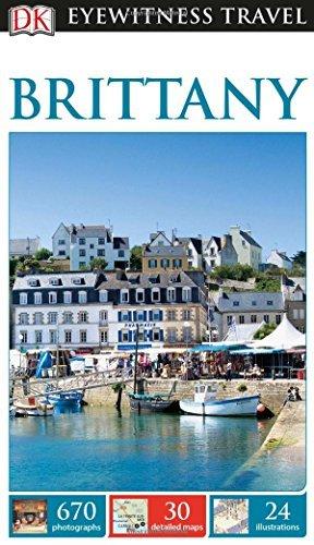 DK Eyewitness Travel Guide Brittany - dk eyewitness travel guide brittany