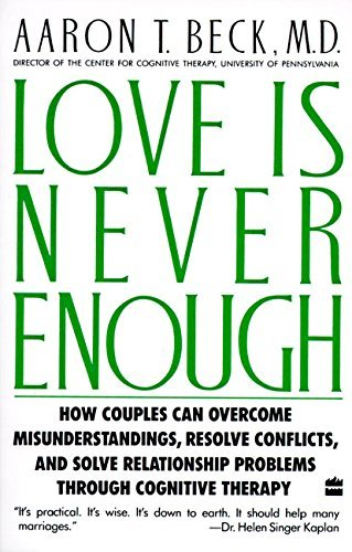 Love is not sufficient: exactly how Couples can Misunderstandings that is overcome, - love is never enough how couples can overcome misunderstandings reso