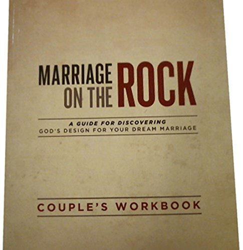 Wedding regarding the Rock: few's Discussion Guide - marriage on the rock couples discussion guide