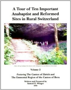 A Tour of ten Anabaptist that is important and Sites in Rural Switzer... - a tour of ten important anabaptist and reformed sites in rural switzer 237x300