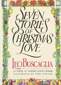 Seven tales of xmas like - seven stories of christmas love 215x300