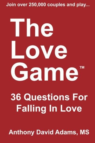 The Love Game: 36 concerns For Falling in prefer - the love game 36 questions for falling in love