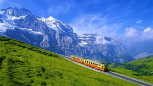 Gorgeous Places To See- Bernese Oberland, Switzerland - beautiful places to see bernese oberland switzerland 300x169
