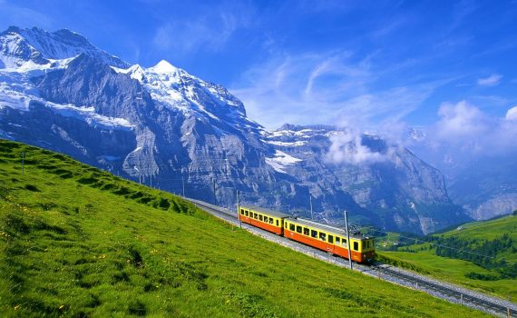 Gorgeous Places To See- Bernese Oberland, Switzerland - beautiful places to see bernese oberland switzerland 570x350