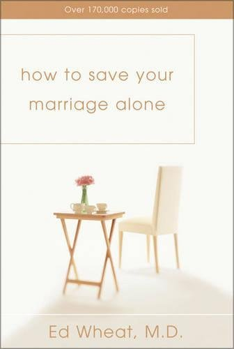 Just how to keep your wedding Alone - how to save your marriage alone
