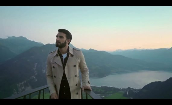 Ranveer Singh Switzerland Tourism ad 2017:  #InLoveWithSwitzerland - ranveer singh switzerland tourism ad 2017 inlovewithswitzerland 570x350