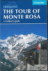 The Tour of Monte Rosa: A Trekker's Guide - the tour of monte rosa a trekkers guide 203x300