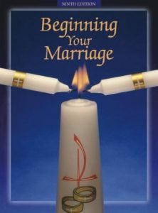 Starting Your wedding - beginning your marriage 222x300