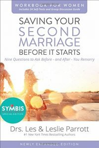 Saving the second wedding before it starts - saving your second marriage before it starts workbook for women update 200x300