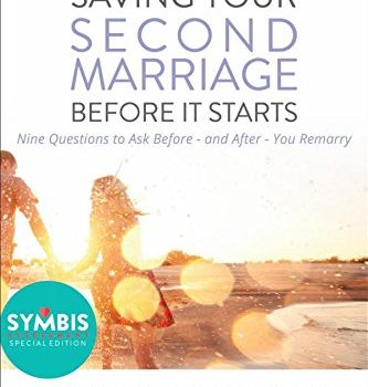 Saving the second wedding before it starts - saving your second marriage before it starts workbook for women update 333x350