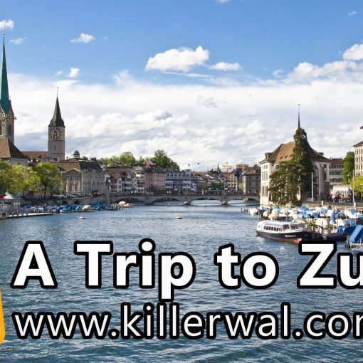 A vacation to Zurich - English Travel Guide HD - a trip to zurich english travel guide hd 510x510