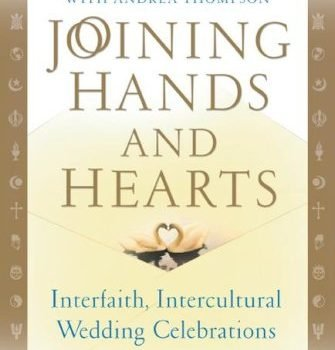 Joining fingers and Hearts: Interfaith, Intercultural Wedding Celebratio... - joining hands and hearts interfaith intercultural wedding celebratio 335x350