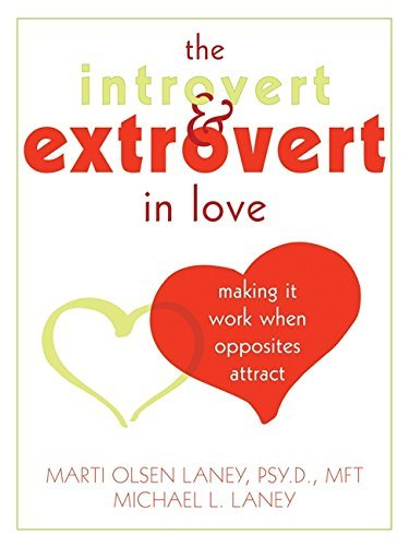 The Introvert and Extrovert in enjoy: which makes it Work whenever Opposites Att... - the introvert and extrovert in love making it work when opposites att