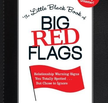 The small Ebony Book of Big Red Flags: Relationship indicators You... - the little black book of big red flags relationship warning signs you 367x350