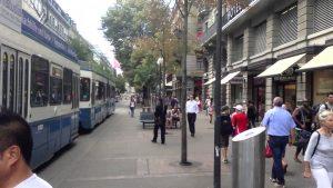Glimpse of City lifetime in Zurich, Switzerland July 2013 - Glimpse of City Life in Zurich Switzerland July 2013 300x169