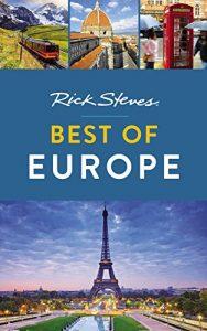 Rick Steves most useful of European countries - Rick Steves Best of Europe 188x300