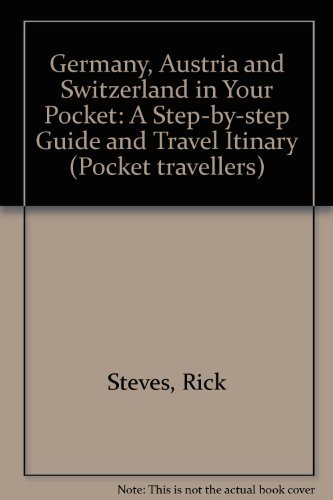 Germany, Austria and Switzerland in Your Pocket: A Step-by-step Guide ... - Germany Austria and Switzerland in Your Pocket A Step by step Guide