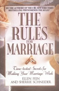The Rules for Marriage: Time-tested Secrets for Making Your Marriage W... - The Rules for Marriage Time tested Secrets for Making Your Marriage W 194x300