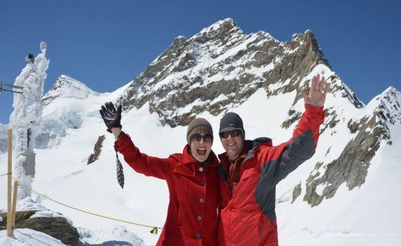Jungfraujoch, Switzerland tourism 4K