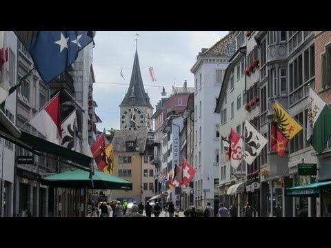 A Tourist's Guide to Zurich, Switzerland