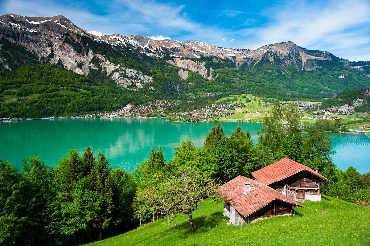 Top Tourist Attractions in Interlaken (Switzerland)