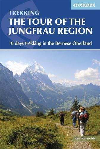 Tour associated with Jungfrau Region: a trek that is two-week the Bernese Oberland - Tour of the Jungfrau Region A two week trek in the Bernese Oberland