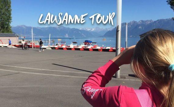 Day Trip to Lausanne Switzerland!