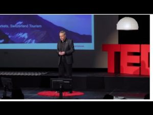Fun in Marketing: How to Sell Switzerland | Urs Eberhard | TEDxYouth@Z...
